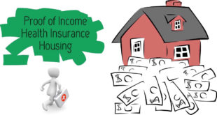 ⑰ Belgian/EU Partner Proof of Income, Health Insurance and Housing