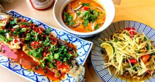 Food Review in Antwerp: Yam Thai Antwerpen Restaurant