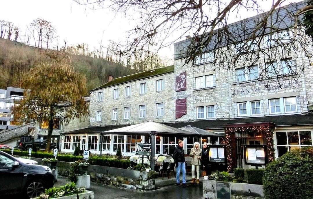 Durbuy Hotel Restaurant Jean de Boheme