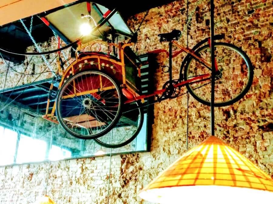 Pho 61 Antwerpen Restaurant Interior