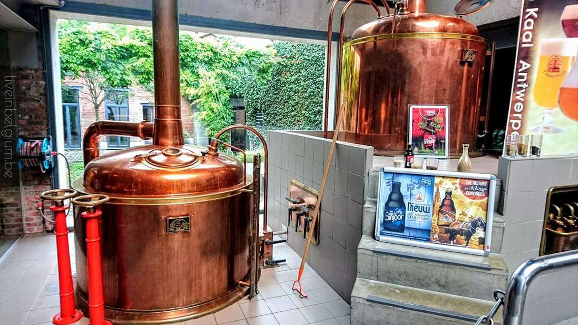Brouwerij Pakhuis Antwerpen - Brewery Guided Tour