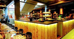 Food Review in Antwerp: Het Pakhuis Antwerpen in Vlaamse Kaai