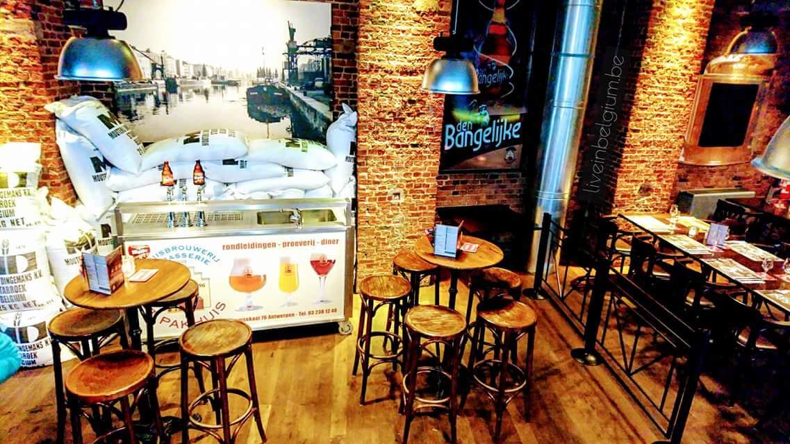 Het Pakhuis Antwerpen Restaurant