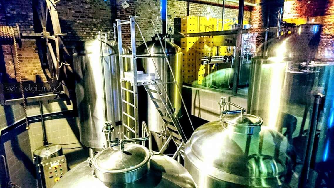 Huisbrouwerij Het Pakhuis Brewery