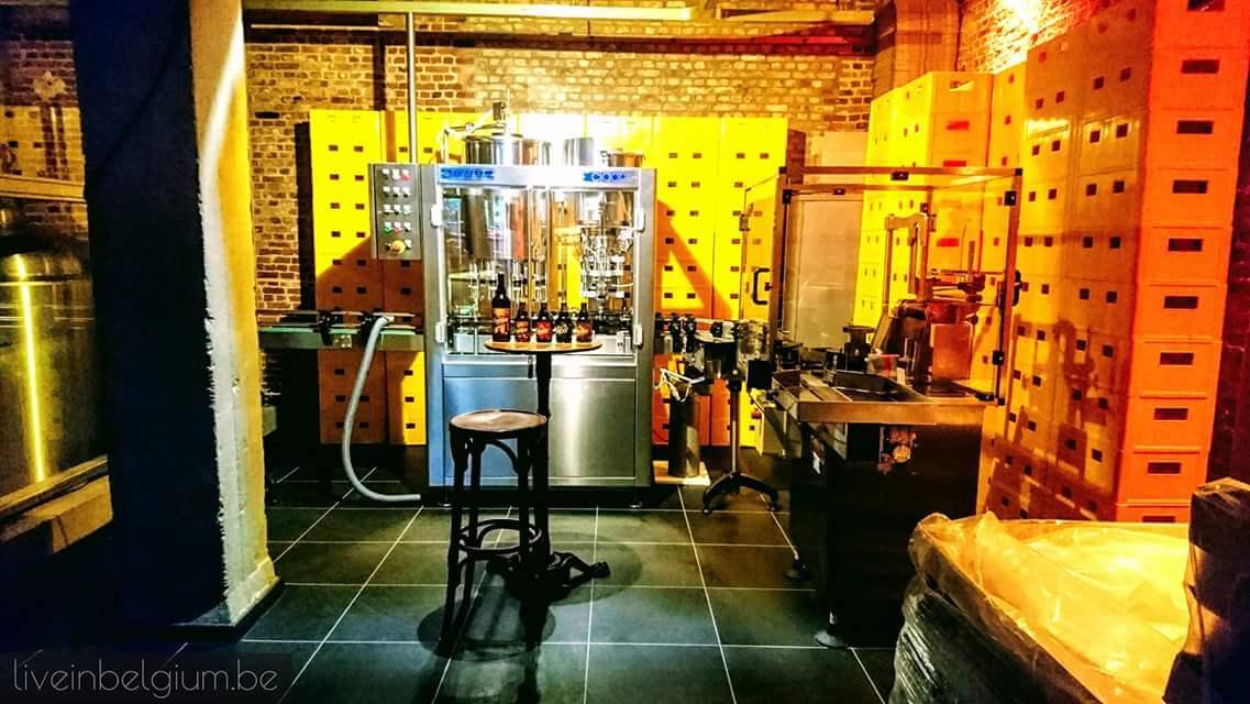 Huisbrouwerij 't Pakhuis Antwerpen Brewery