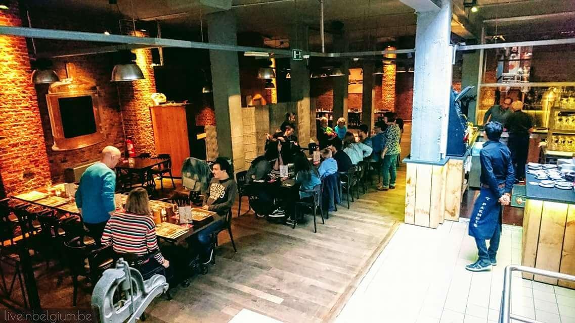 't Pakhuis Antwerpen Brasserie