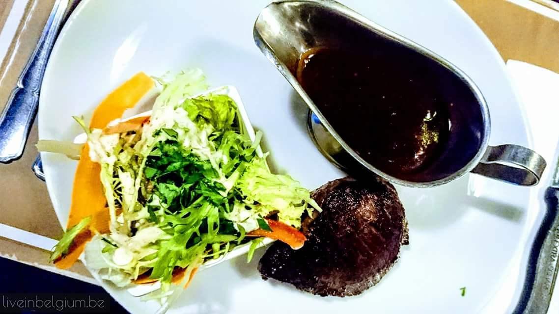 Steak @ 't Pakhuis Vlaamse Kaai Antwerpen