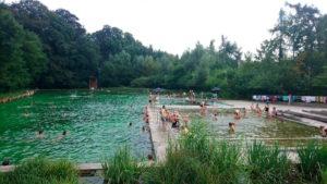 Zwemvijver Boekenberg 2020: Swim Free at Antwerp/Deurne Most Natural Outdoor Pool during Summer @ Boekenbergpark Deurne