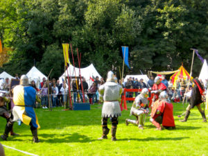 Medieval Market of Etterbeek 2020: Weekend Activity to Watch the Folkloristic Characters from the Middle Age in Brussels @ Parc du Cinquantenaire