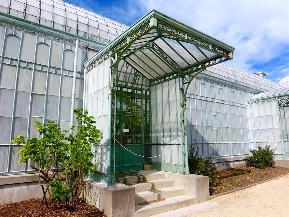 Embarcadère Greenhouse Exterior @ Koninklijke Serres van Laken