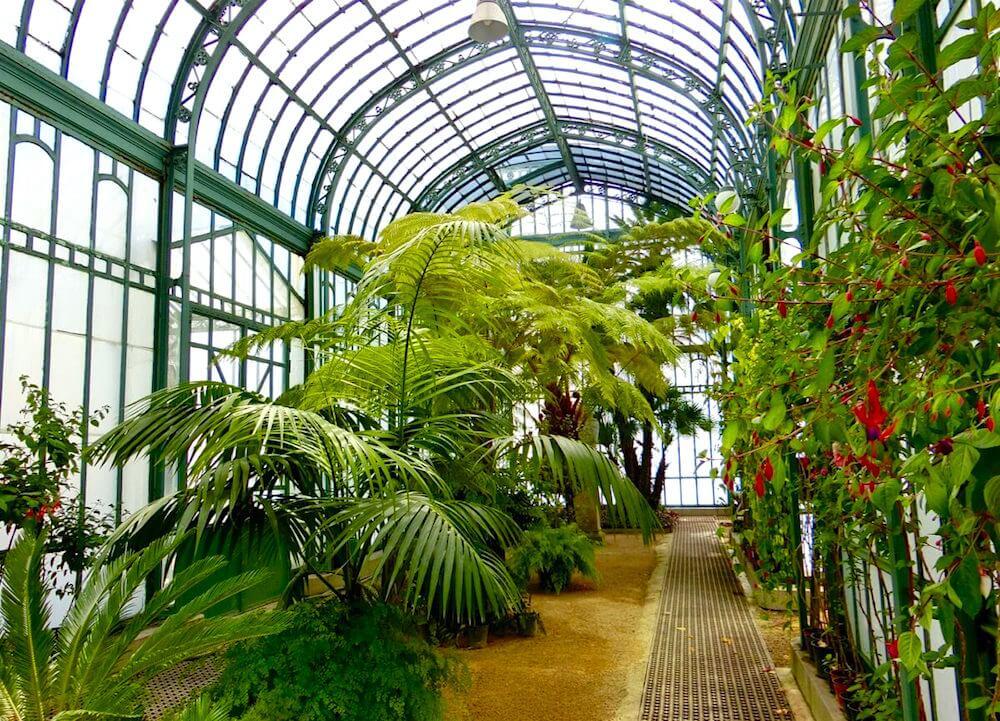 Embarcadère Greenhouse Garden @ Koninklijke Serres van Laken