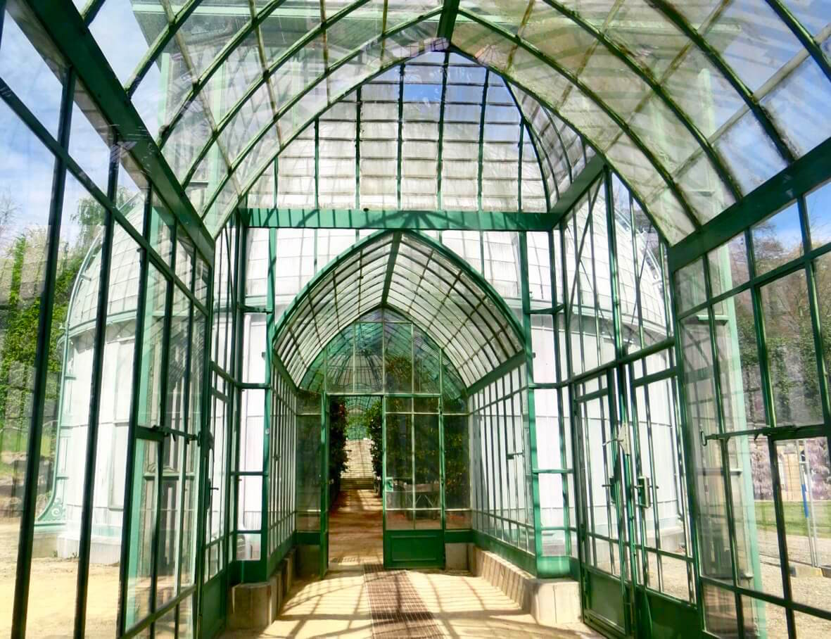 Maquet Greenhouse @ Royal Greenhouses of Laeken