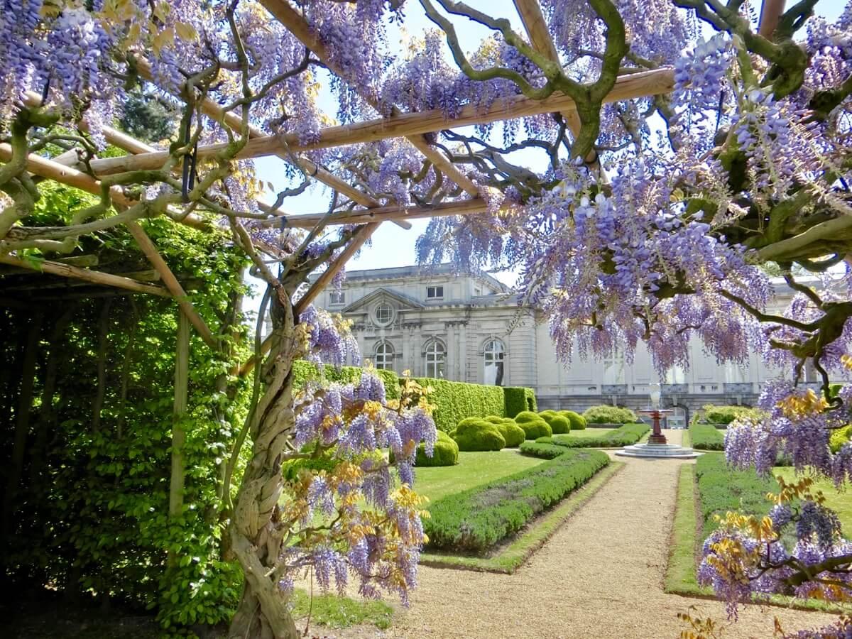 Royal Castle of Laeken Garden @ Koninklijke Serres van Laken