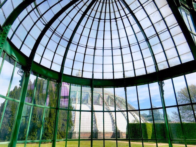 Theatre Greenhouse Interior @ Royal Greenhouses Laeken