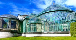 Theatre Greenhouse - Royal Greenhouses of Laeken