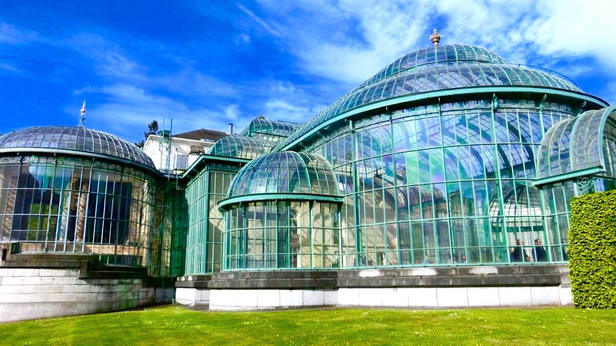 Theatre Greenhouse @ Royal Greenhouses of Laeken