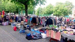 Rommelmarkt Dageraadplaats 2020: Antwerp Flea Market @ Dageraaadplaats, Zurenborg
