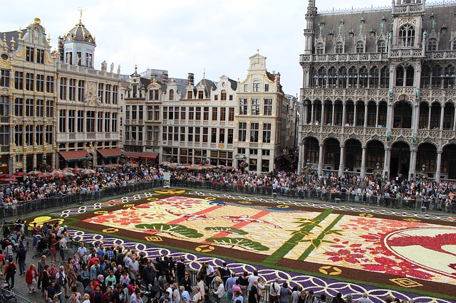 Flower Carpet Belgium