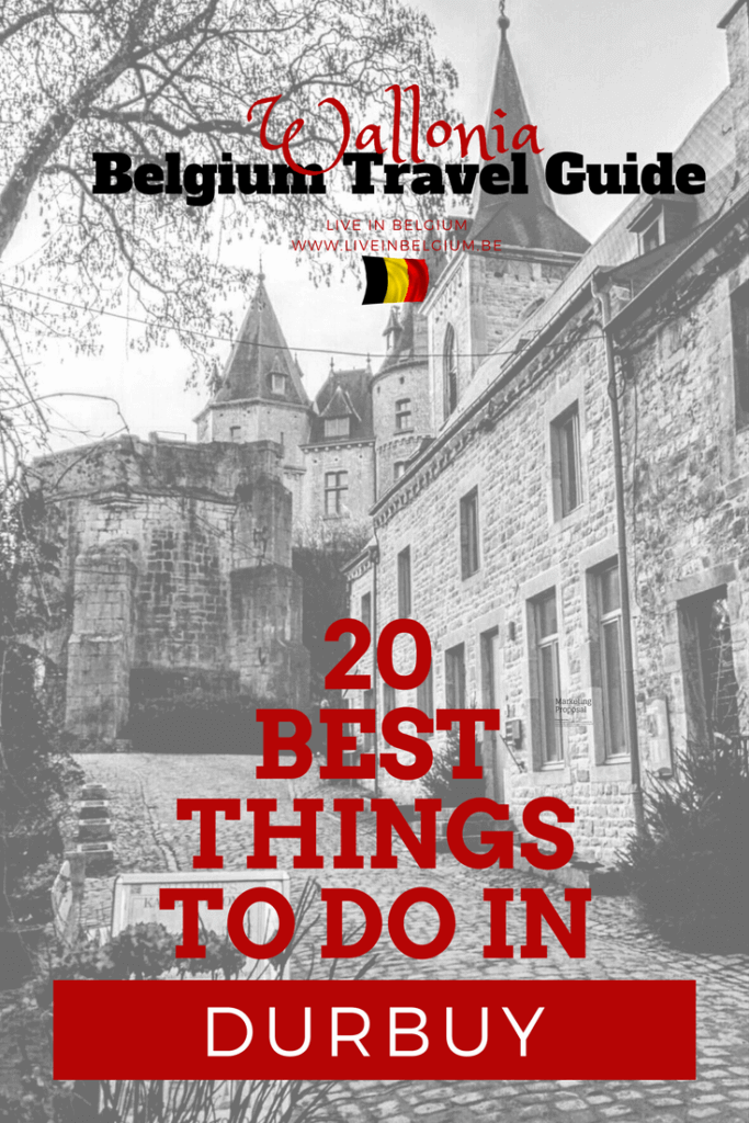 Things to do in Durbuy Belgium
