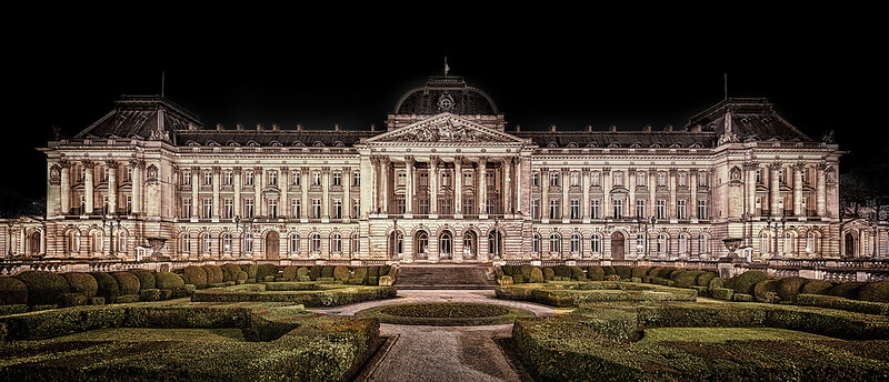 Where to Go in Belgium: Royal Palace of Belgium