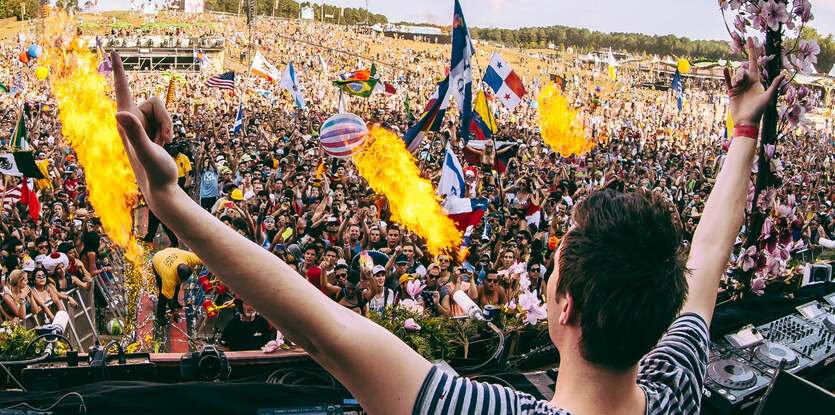 Top Things to Do in Belgium: Tomorrowland