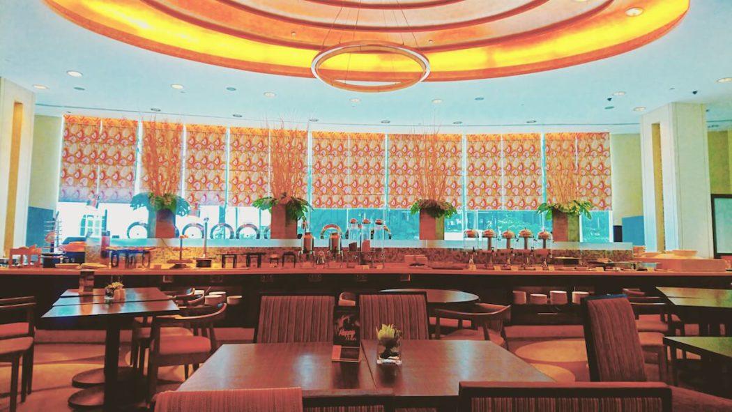 Tonka Bean Cafe Impiana KLCC Dining Area