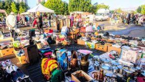 Rommelmarkt Goegekregen 2020: Antwerp Flea Market Locations @ Markt langs de Antwerpse Singel
