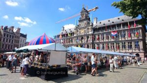 Swan Market Antwerpen 2020: Entrepreneurship of Handmade, Design, Vintage and Organic Items @ Grote Markt