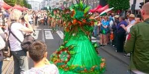 Borgerrio 2021: The Most Vibrant Sassy Parade in Borgerhout @ Turnhoutsebaan, Borgerhout, Antwerpen